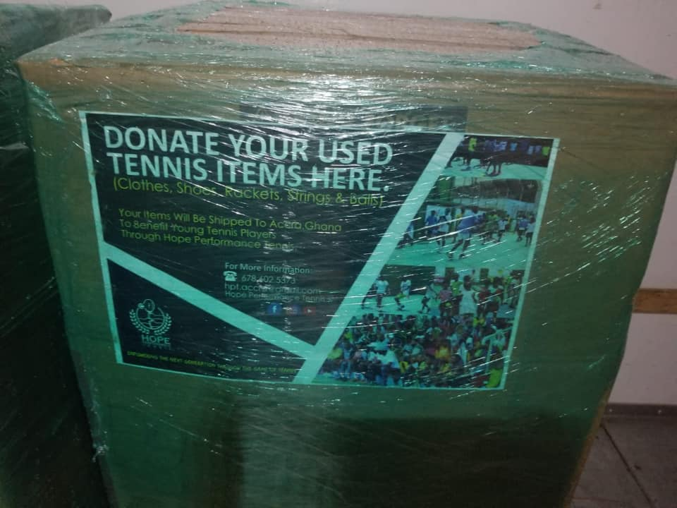tennis-donation-box