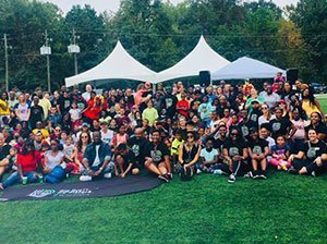 Agape Tennis Academy Partners with Big Brothers Big Sisters of Metro Atlanta