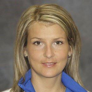 Coach Martina Kemp at Agape Tennis Academy