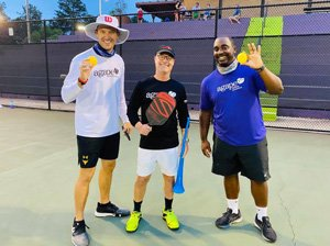 Atlanta Pickleball at Agape Tennis Academy