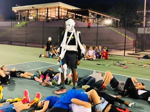 Junior Monster Smash Tennis Event at DeKalb Tennis Center