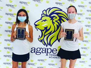 Atlanta Tennis Tournaments at Agape Tennis Academy